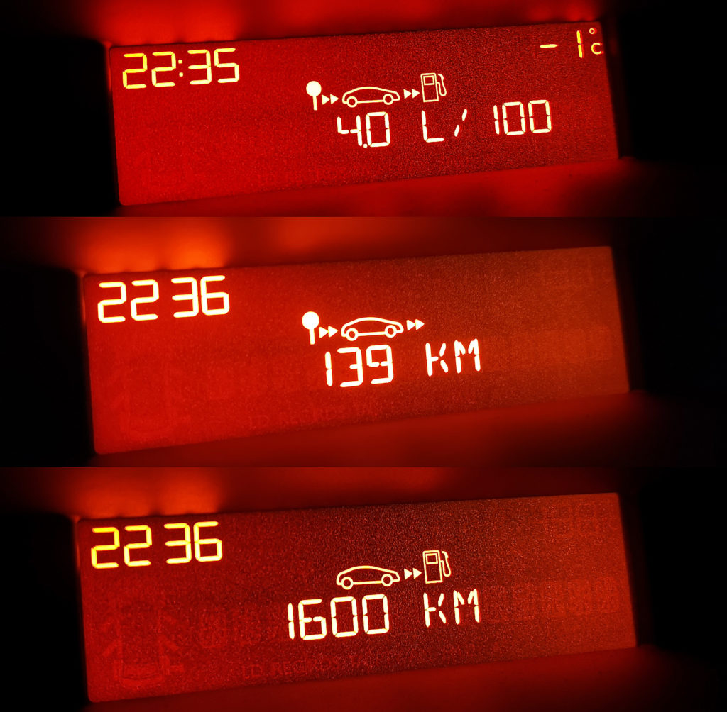ecojazda na trasie 140 kilometrów