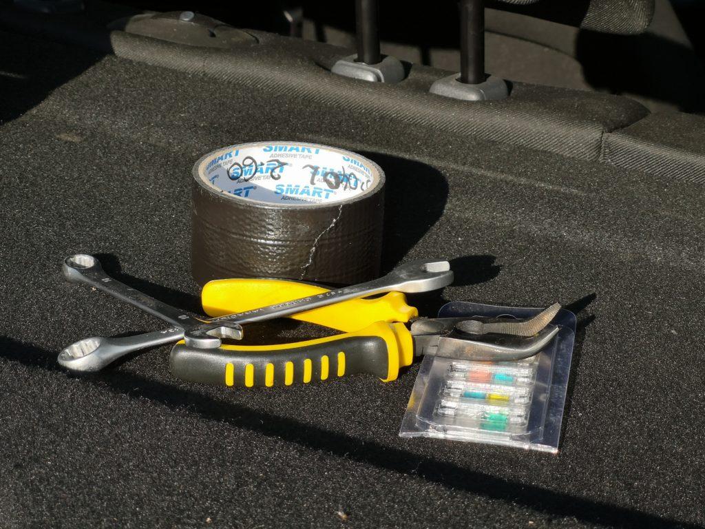rzeczy które warto wozić w samochodzie