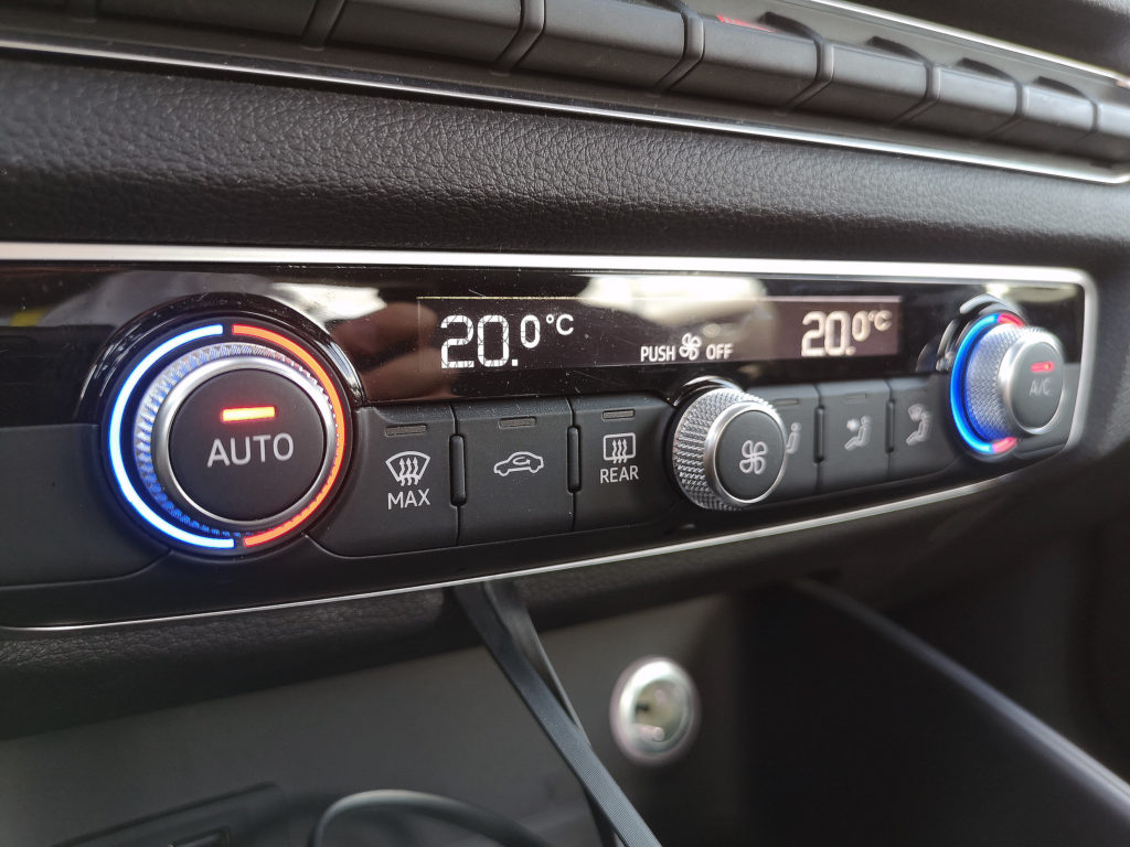 Klimatronik w A3 4Mobility