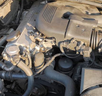 Uszkodzony silnik - remont czy swap M43B19TU
