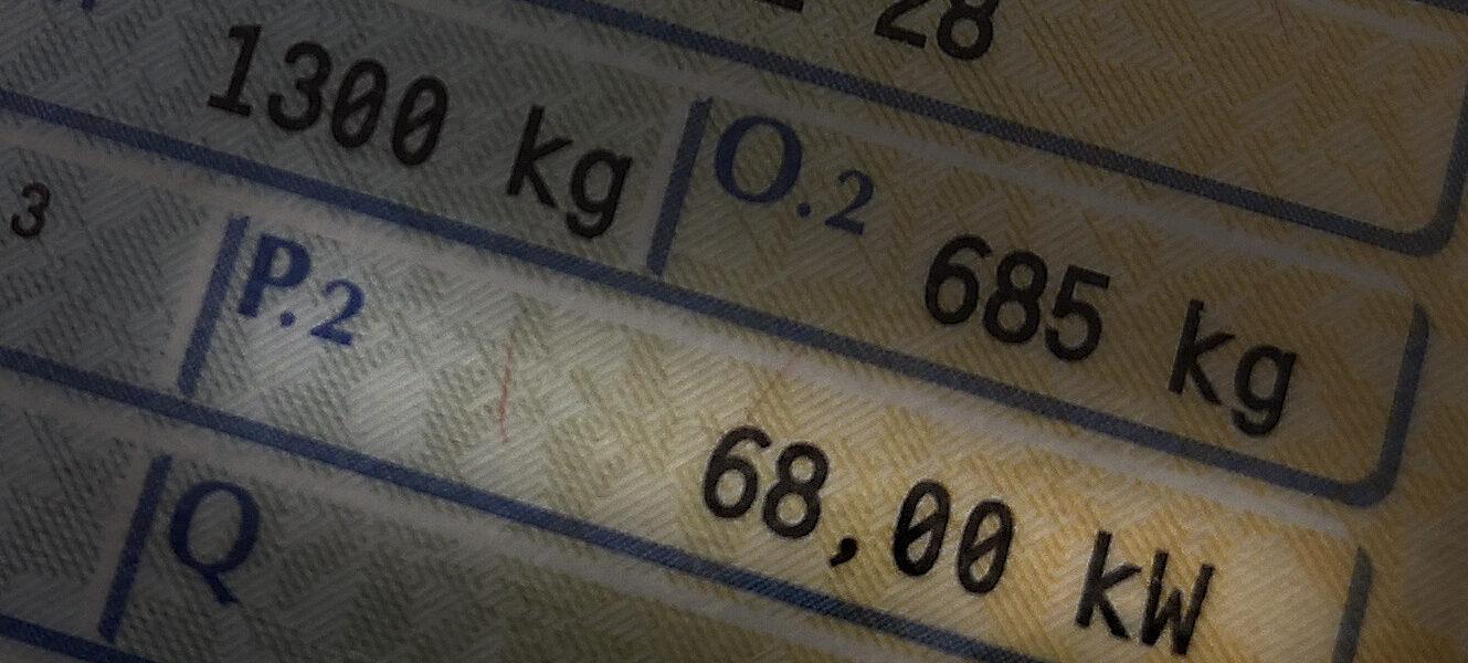 kalkulator km kw konie kilowaty