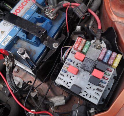 akumulator rozładowany przez noc