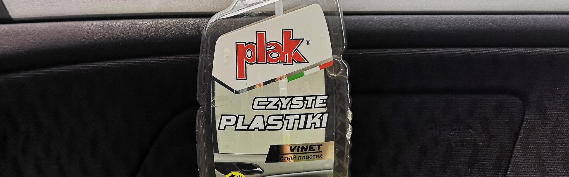 plak czyste plastiki test i opinia