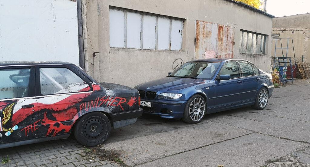BMW w LPM Mechanika w Poznaniu