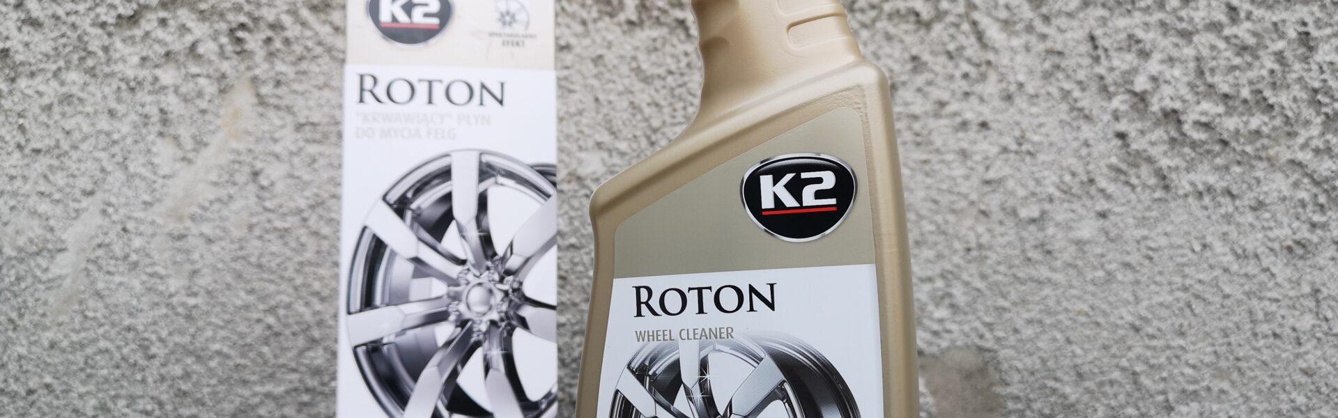 k2 roton test opinia